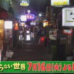 【マツコの知らない世界】新宿ゴールデン街がミシュラン星2つ!原島玲子wiki的プロフィール紹介、外国観光客新宿撮影ポイントも