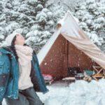 雪中キャンプ道具必要必需品紹介!家族で楽しめるコテージ&キャビンも【有吉ジャポン】