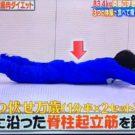 武田真治筋肉体操ダイエットまとめ!LUNA驚きの結果!【有吉ゼミ】